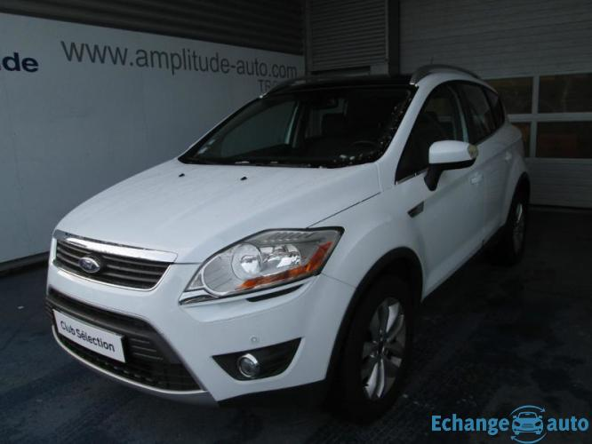 FORD KUGA TOIT PANORAMIQUE