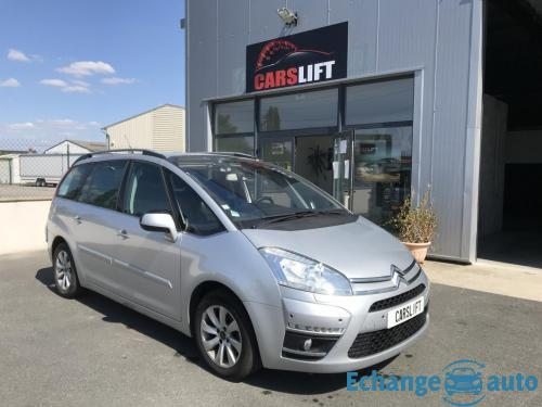 Citroën C4 PICASSO 1.6 HDI 112 CV EXCLUSIVE