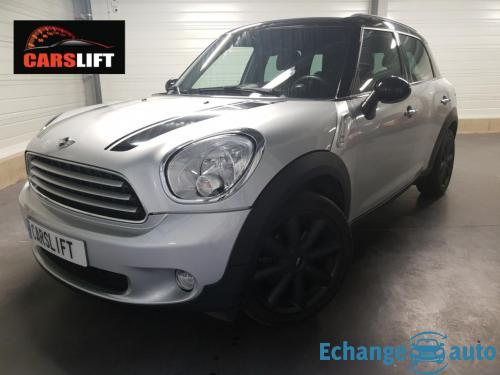 Mini Countryman 1.6 112 PACK CHILI