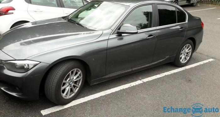 Bmw serie 316d 2014 échange possible