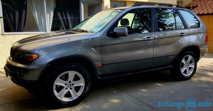 Bmw x5 3.0 d 218 cv pack luxe phase 2