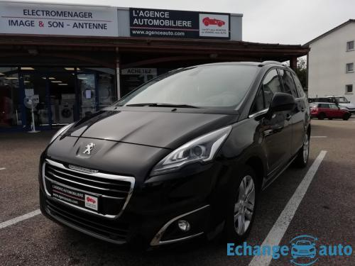 PEUGEOT 5008  2.0 HDi 150 ch  BVM6 7 Places Allure