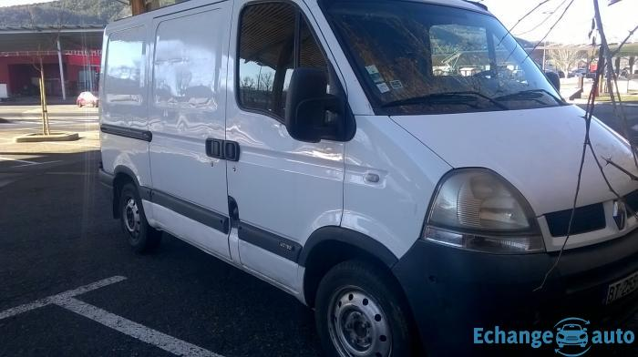 Renault master 2.5 dci 2006 ct ok échange possible