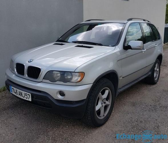 Bmw x5 3l i 231 ch pack luxe