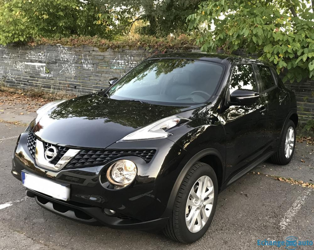 nissan juke 1 5 dci n connecta 7250km 2018. Black Bedroom Furniture Sets. Home Design Ideas