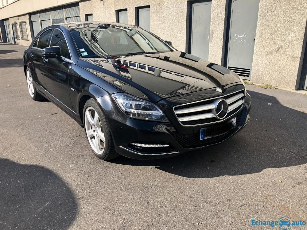 Mercedes CLS 350 CDI pack sport