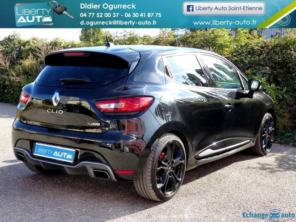 Renault Clio 4 Rs 1 6 Turbo 200 Edc
