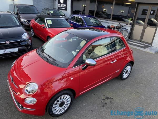 FIAT 500  1.2 69 ch Eco Pack Lounge BVM5