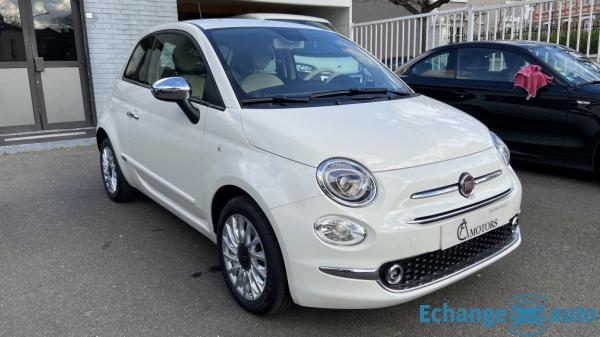 FIAT 500  1.2 69 ch Eco Pack Lounge BVM 5