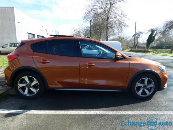 Ford Focus IV ACTIVE 1.0 ECOBOOST 125 ch S&S + TOIT OUVRANT