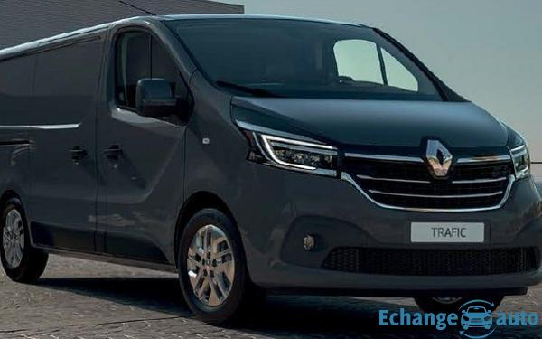 RENAULT TRAFIC FG NEW GRAND CONFORT DCI 120 L1H1