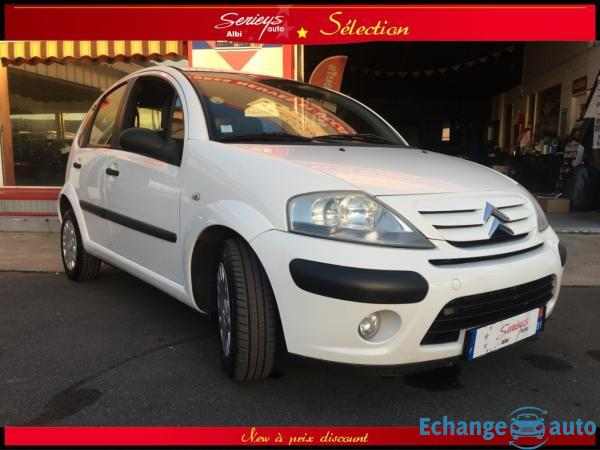 CITROEN C3 Pack Clim 1.4 HDi 70 CT RAS Distri OK