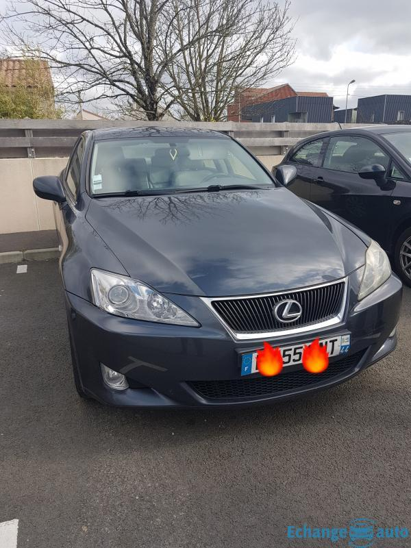 Lexus IS 220d pack Exécutive 177CH