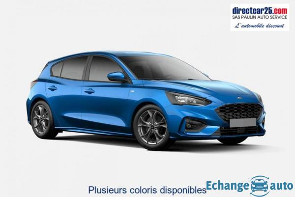 Ford Focus 1.5 EcoBoost 150 S ST Line
