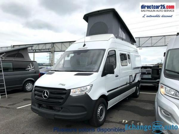 Hymer FREE 600 S MERCEDES Sprinter Traction 314 CDI
