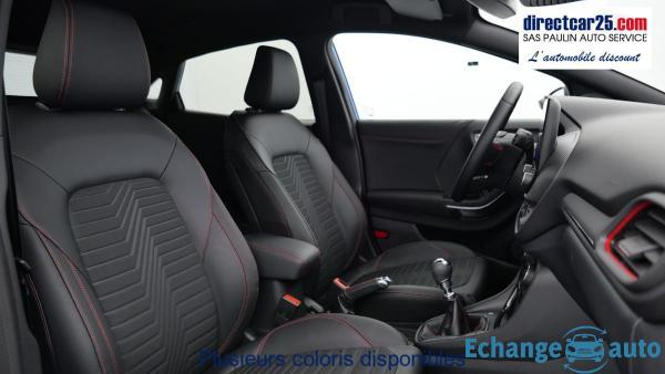 Ford Puma 1.0 EcoBoost 155 ch mHEV S BVM6 ST-Line