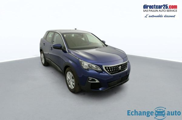 Peugeot 3008 1.6 BlueHDi 120ch S EAT6 Active