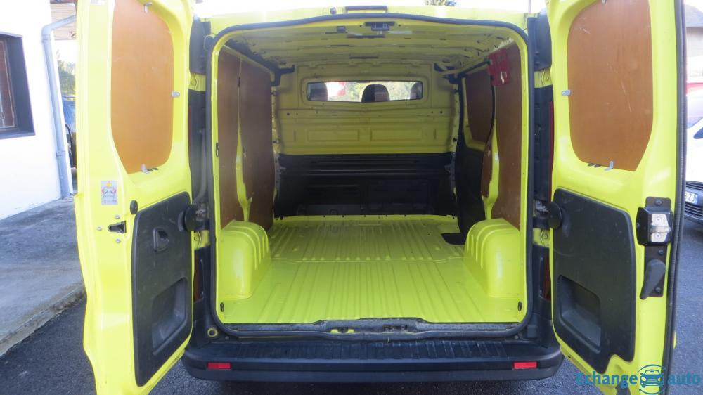 Renault trafic 1.6 DCI an 06/2016  1ere main