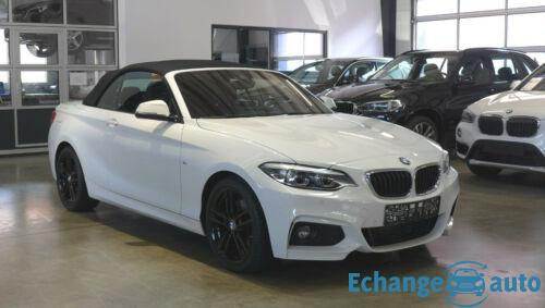 BMW SERIE 2 CABRIOLET F23 Cabriolet 220d 190 ch BVA8 M Sport