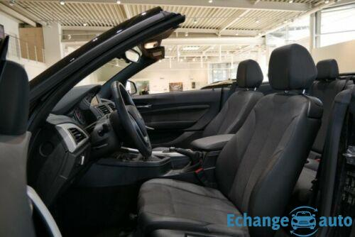 BMW SERIE 2 CABRIOLET F23 Cabriolet 218d 150 ch