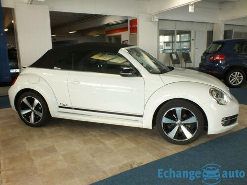VOLKSWAGEN COCCINELLE CABRIOLET Coccinelle Cabriolet 1.4 TSI 150 CLUB