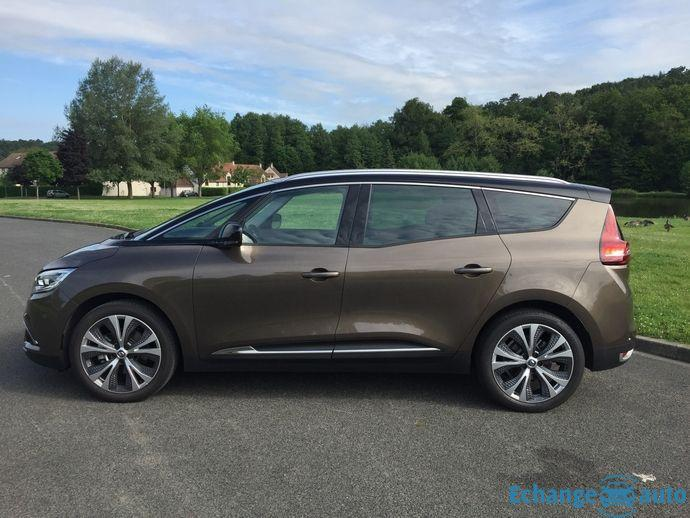 Renault GRAND Scenic 7 PLACES 2018