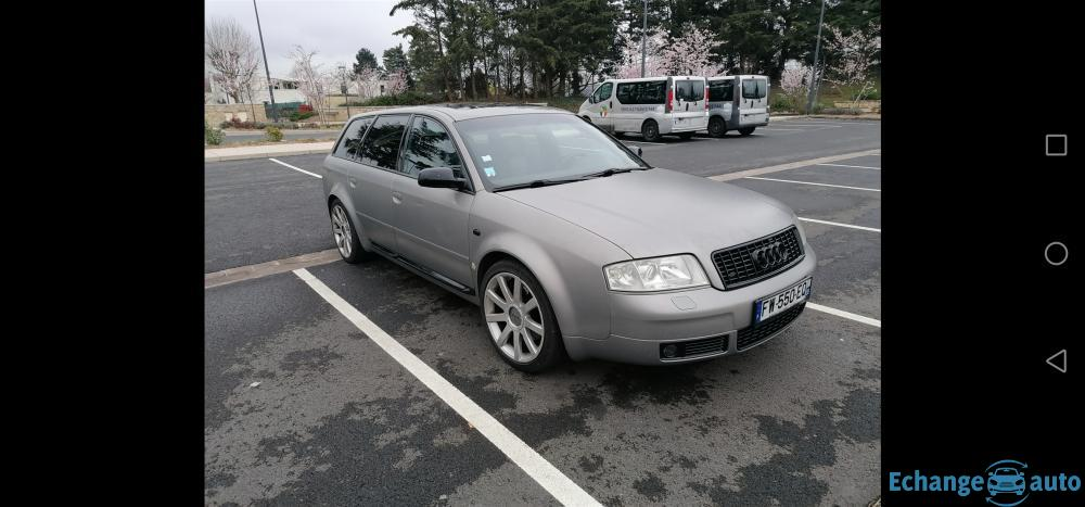 Audi s6 pack rs6