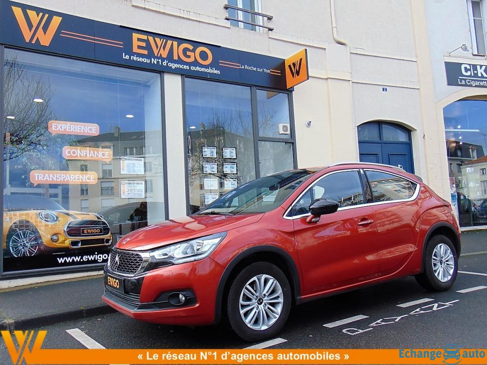 DS DS4 Crossback 1.6 BlueHDi 115 So Chic S&