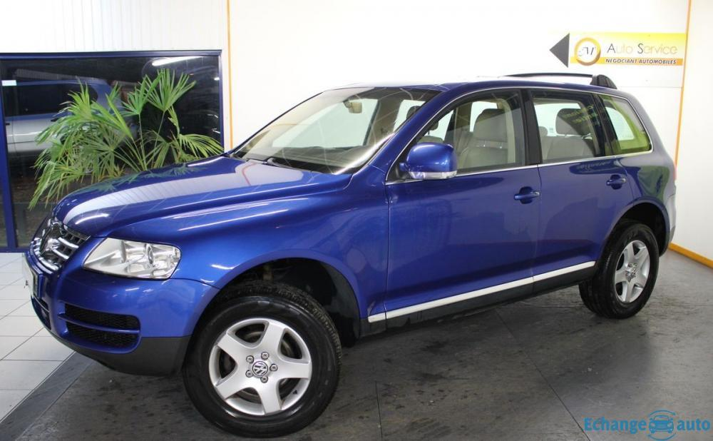 4X4 Volkswagen Touareg 2.5 TDI 175 CH RS