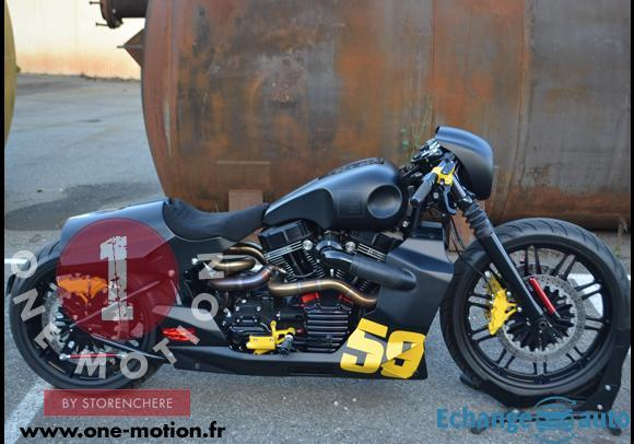 Enchere Harley Davidson Softail Project 59