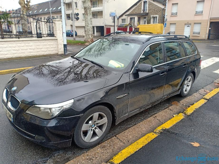BMW e61 LCI 520d break